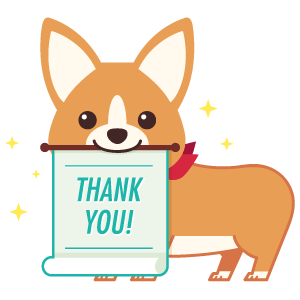 Thank You from ArtCorgi