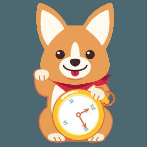 Time ArtCorgi