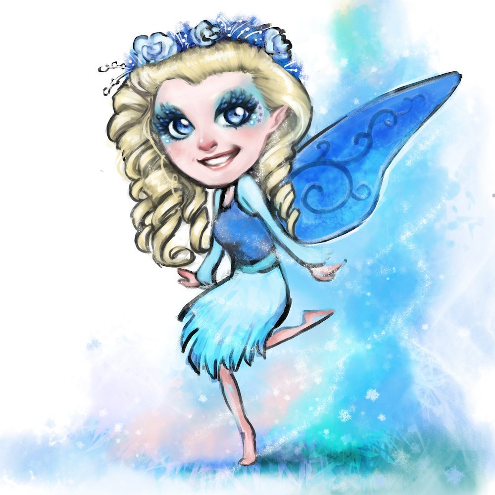 Alison the Bluebelle Fairy