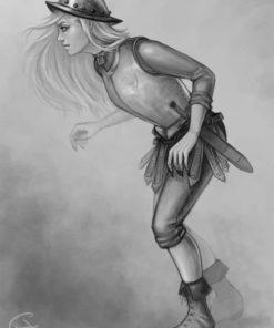 Angua by crespella