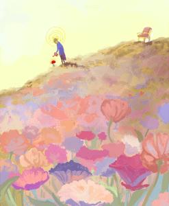 Gardening by zebeck