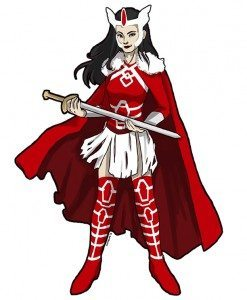 Lady Sif by Ironriots