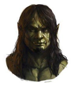 Gorgoroth by Kim Sokol