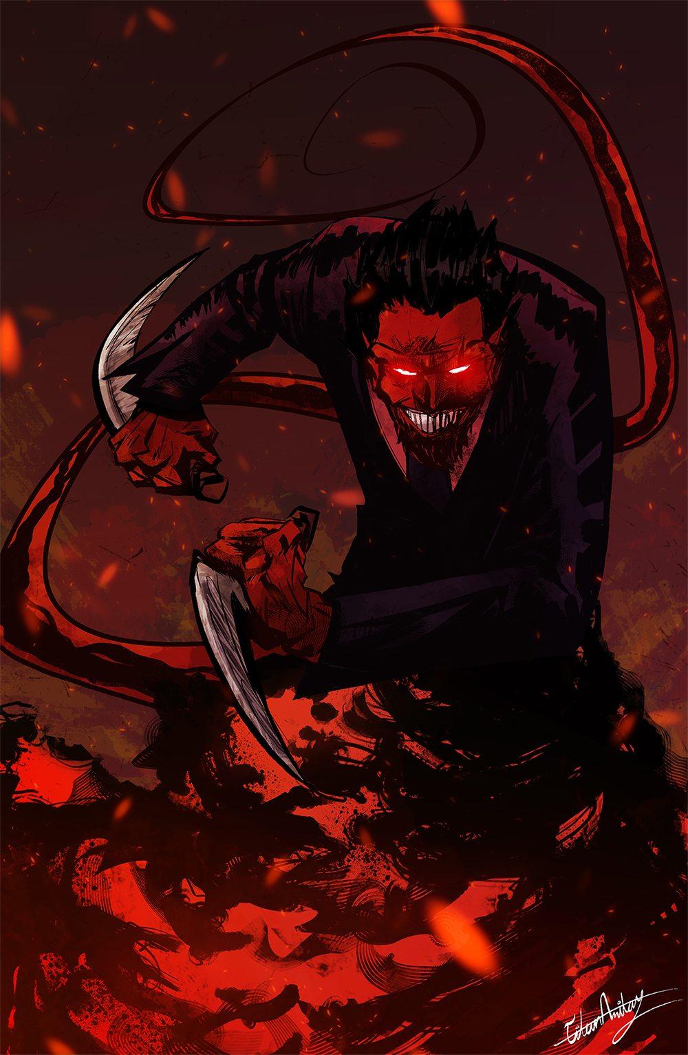 Comic illustration by Omniopticon