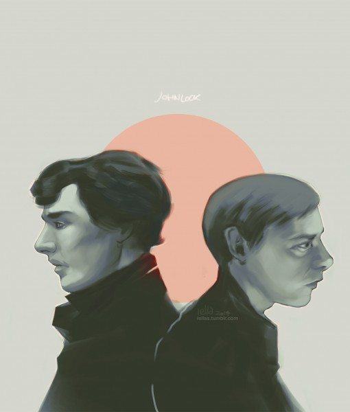 JohnLock by iella