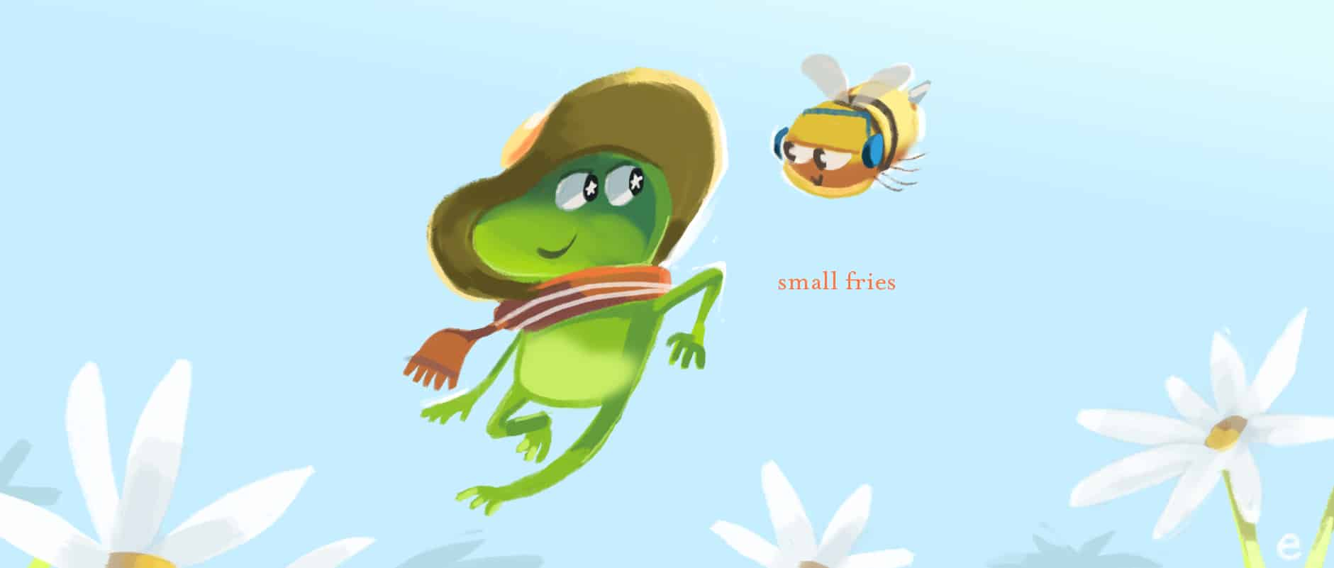 Small Fries by Louie Zong