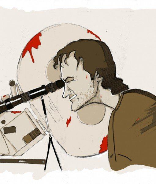 Tarantino by Silver