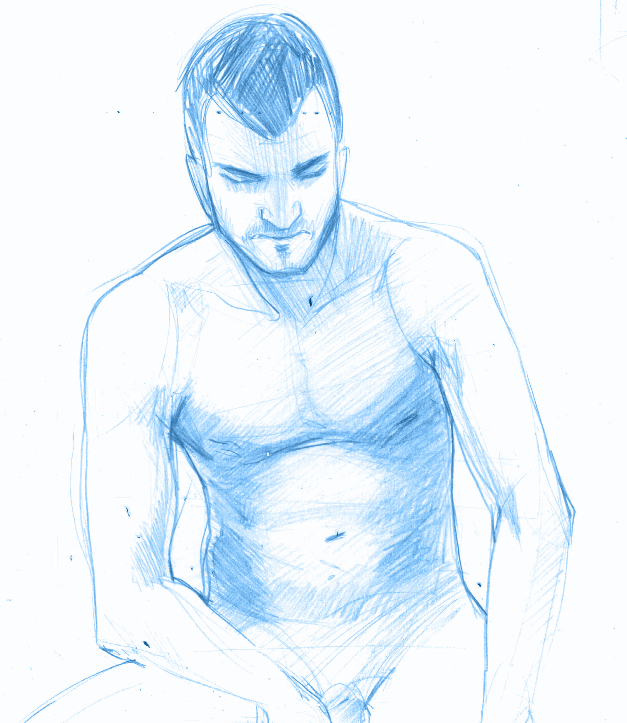 Portrait by iella