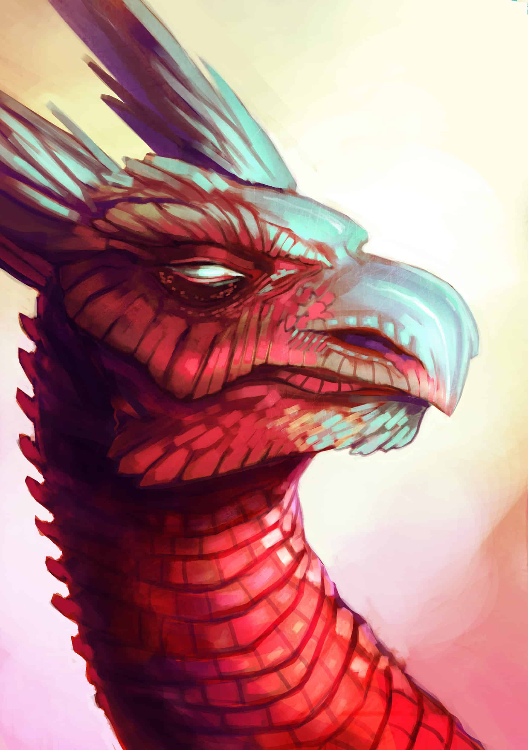 King Dragon by iella