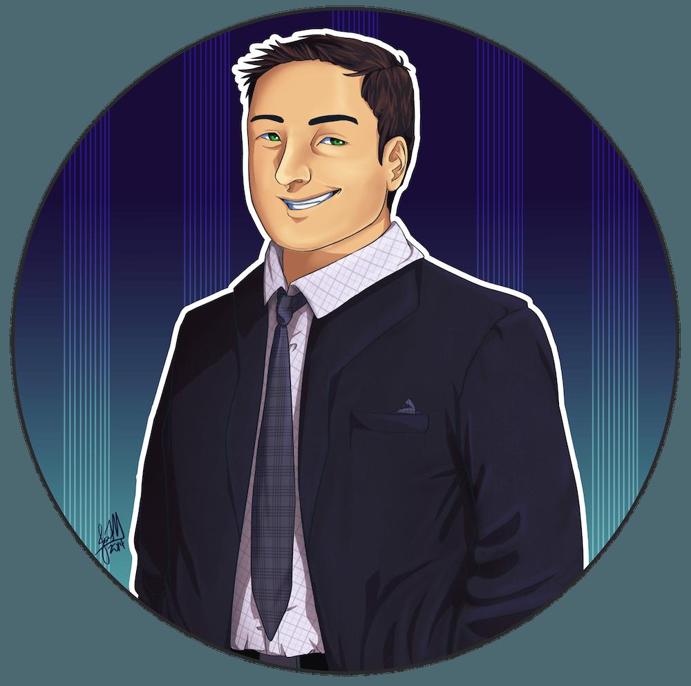 Corporate Businessman by Oweeo