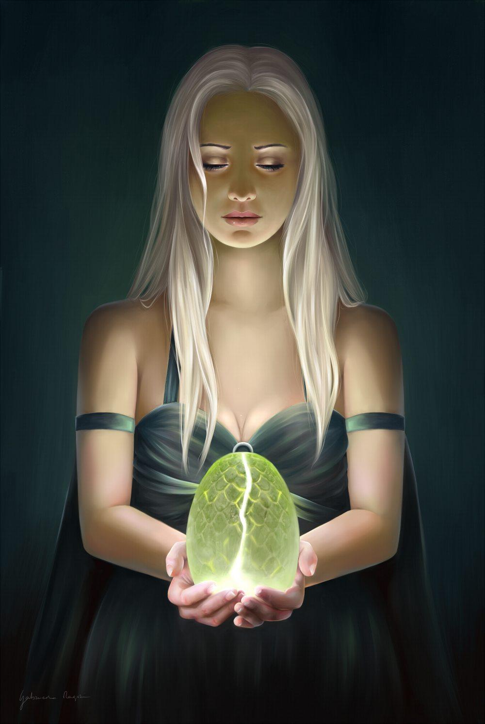 Khaleesi s bliss by Gabrielle Ragusi