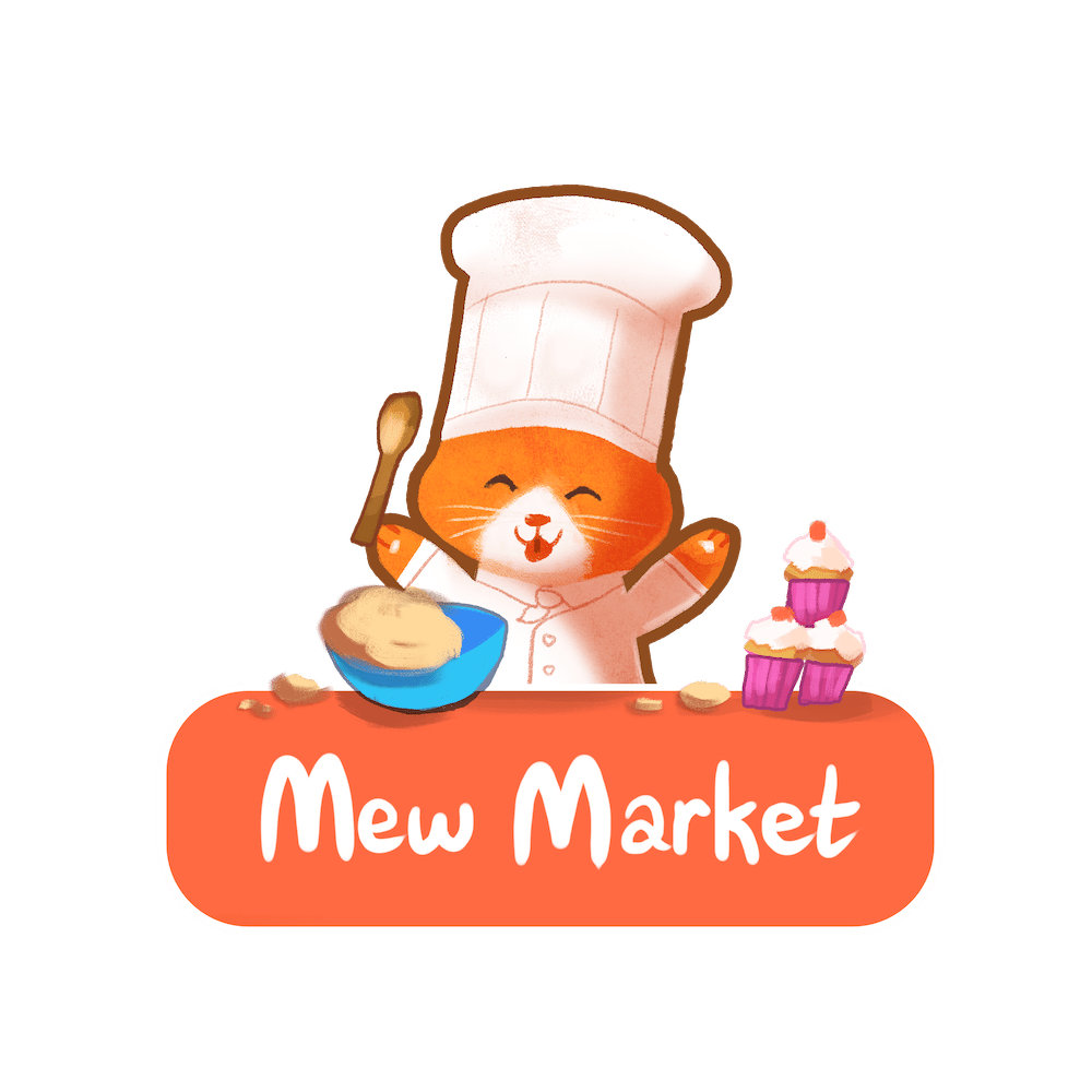 Mew Market by Louie Zong