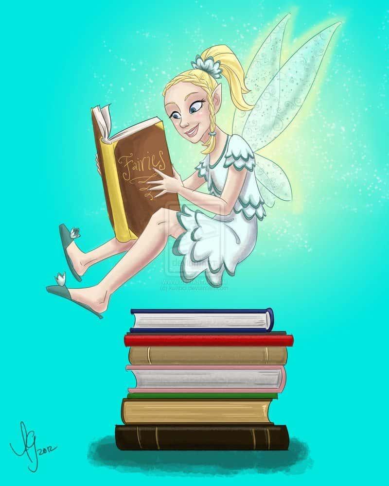 Fairy Kaitlyn by Drew Graham