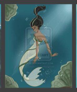 Mermaids by Drew Graham