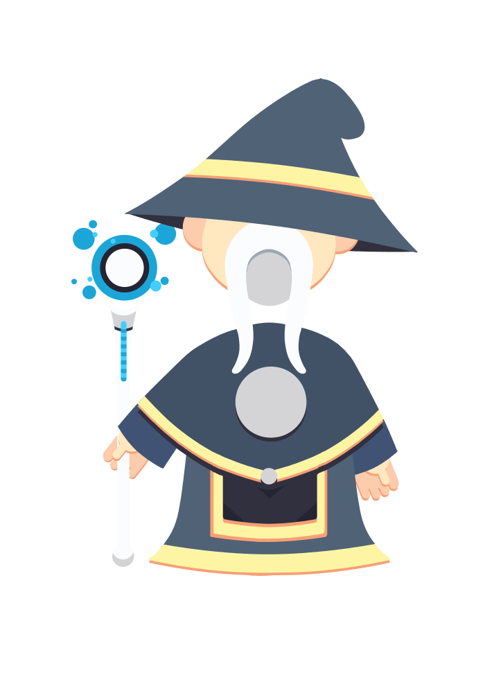 Neuroware Wizard by OracularDream