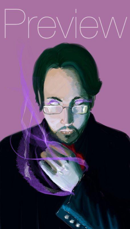 Portrait Color Test by Blacksmiley