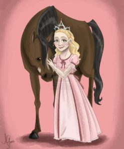 Princess Ashlee by Drew Graham
