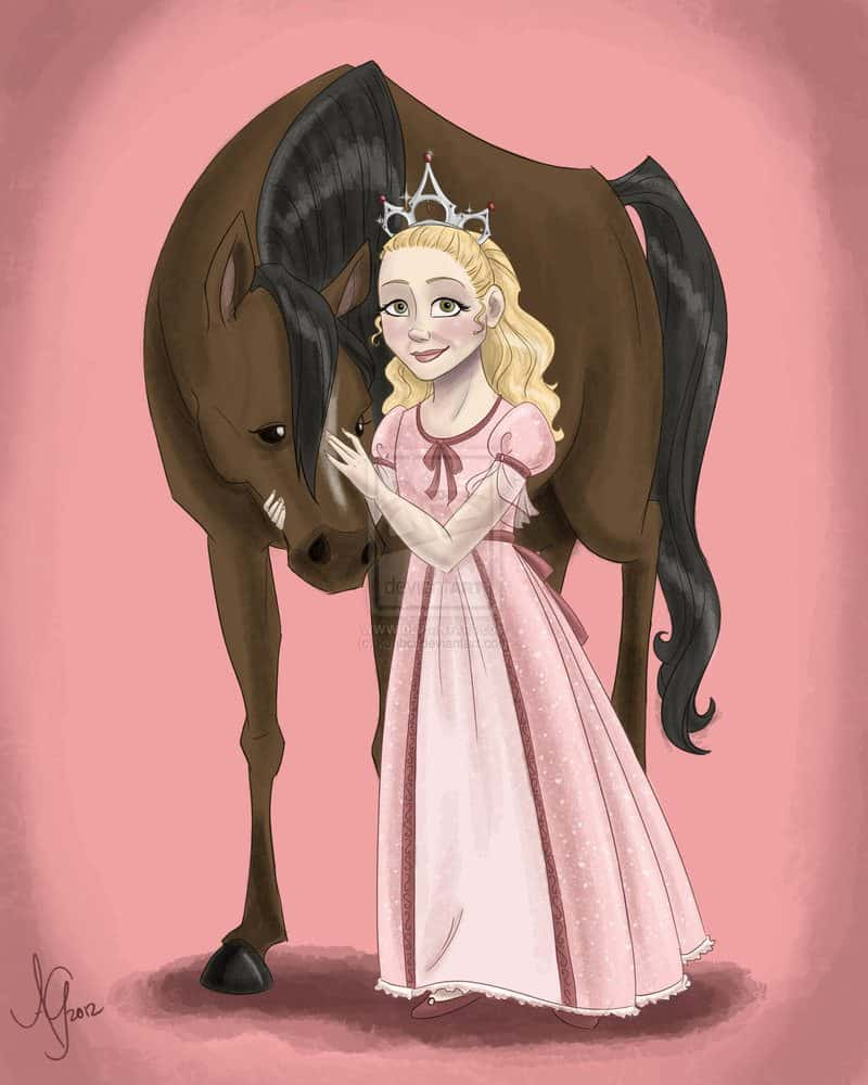 Princess Ashlee by Drew Graham