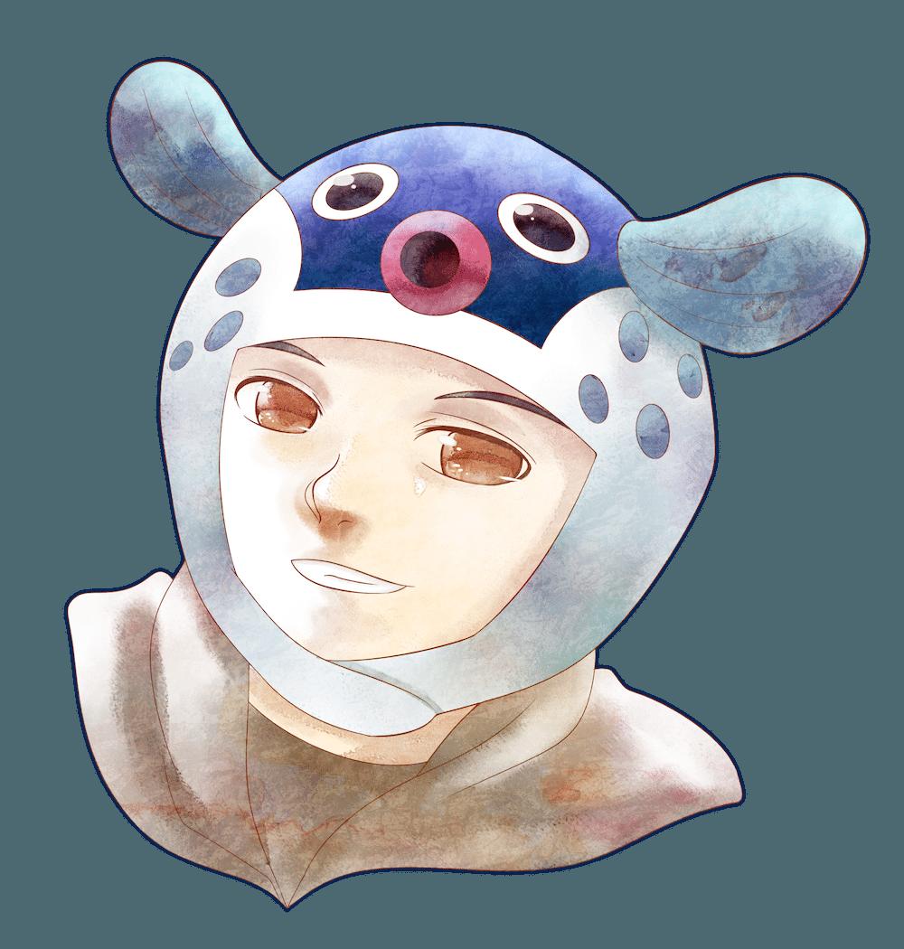 Anime Portrait of William by Kura-Ou