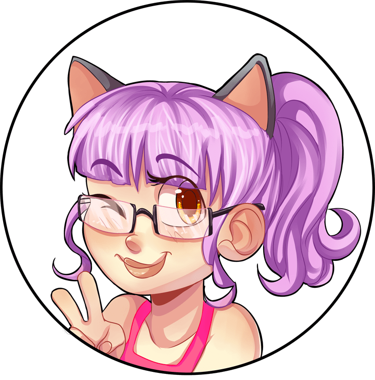 Chibi Mylene Provencher by Melanie Duquesne No Background
