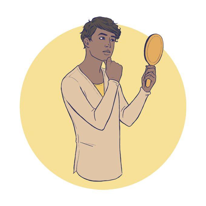 Introspector Personality Type by Crespella via ArtCorgi