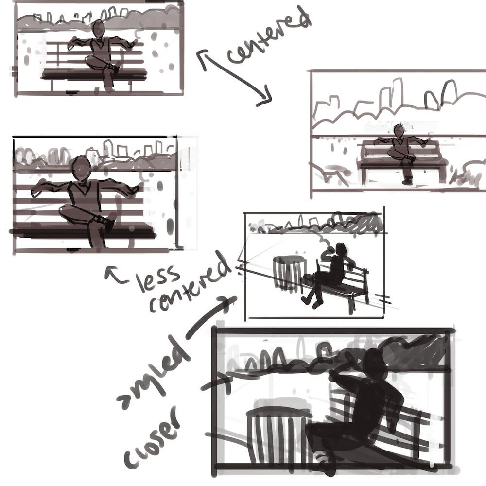 Layout Options for Marcel in Central Park by Mourphine