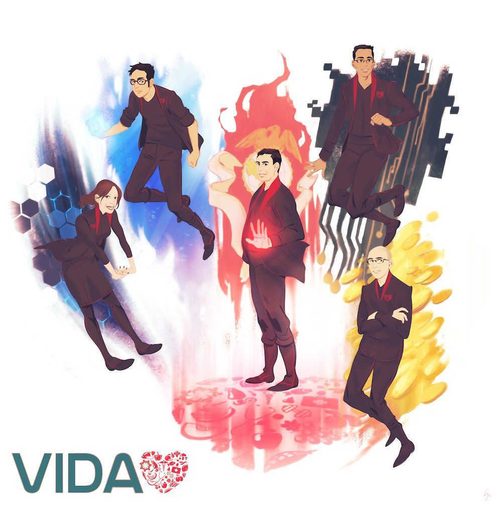 Team Vida by Railgunner