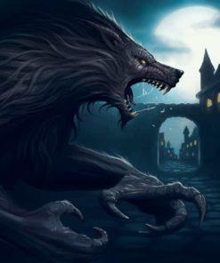 Werewolf by Bob Kehl