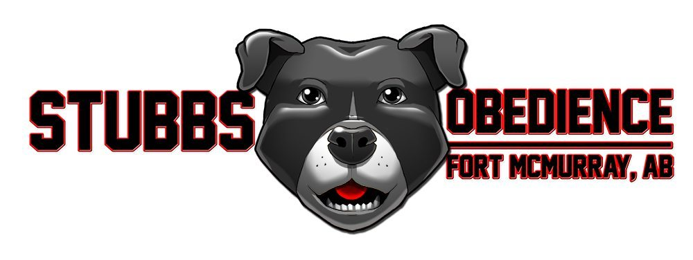 Stubbs Obedience Logo by Clay Graham