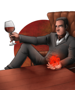 Super Robbie by Silvadoray via ArtCorgi