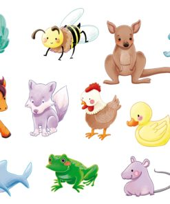 Animals by Elisa Moriconi
