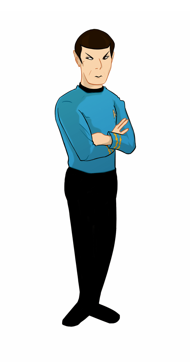 Spock by Buphagus M