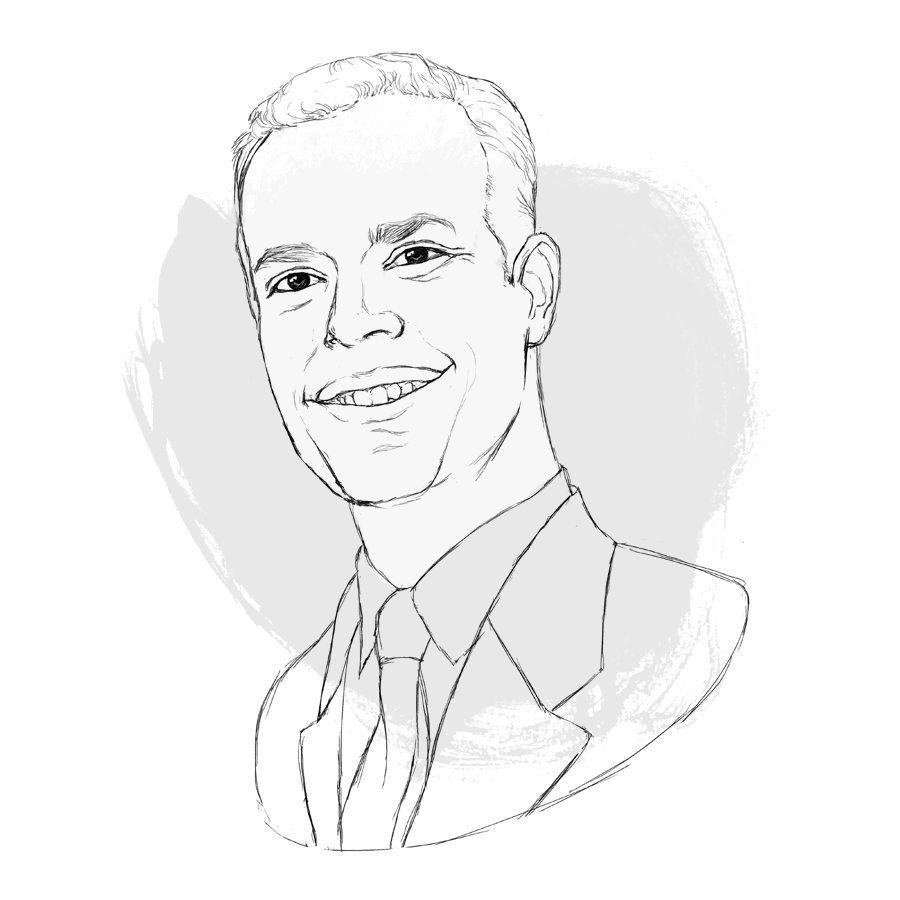 WIP Portrait of Alexander by Dumonchelle Draws