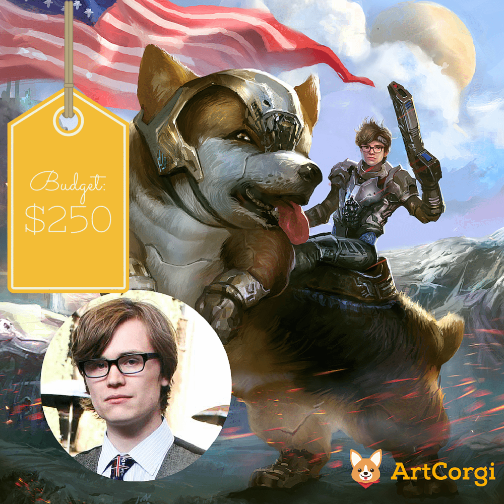 ArtCorgi Price Sample 11