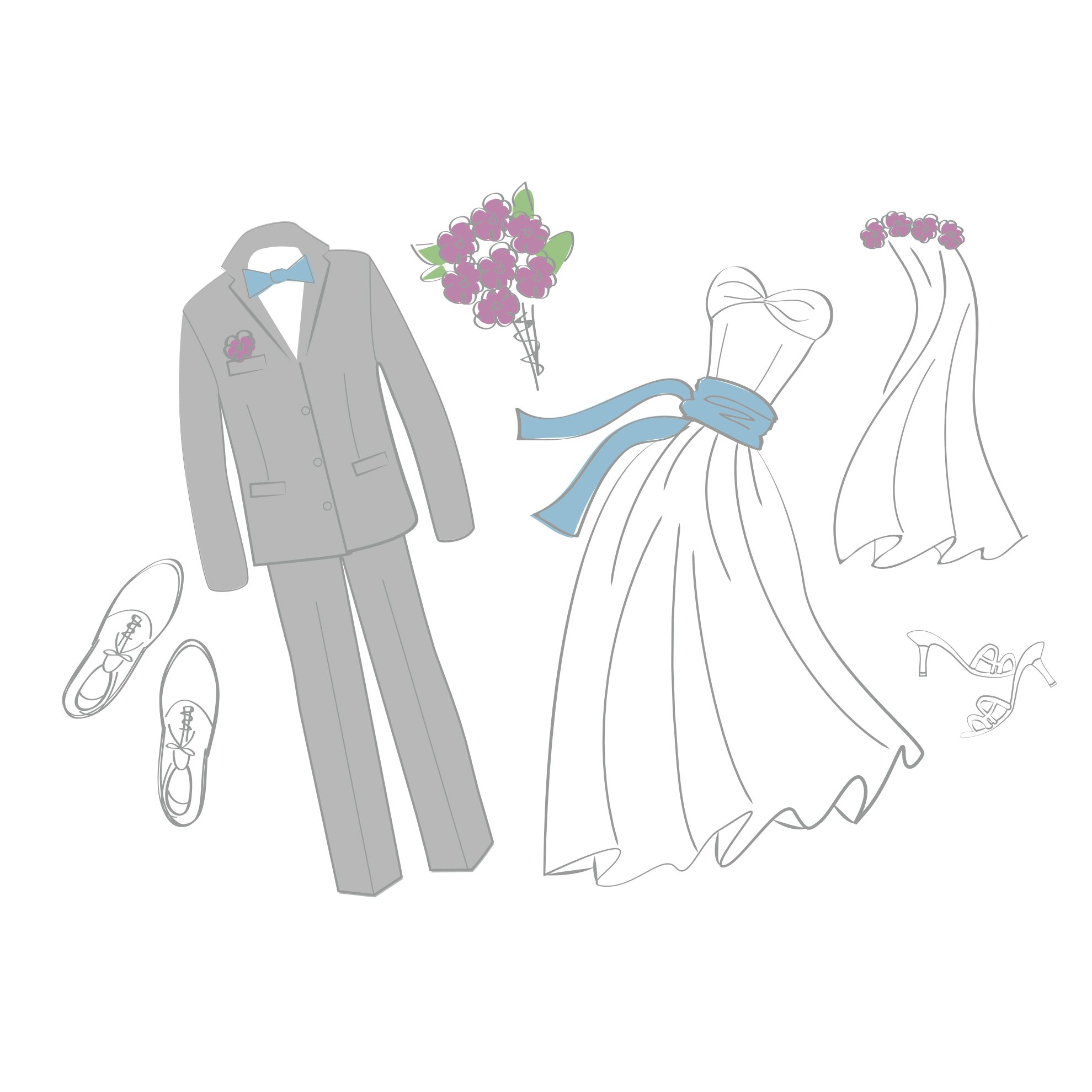 Wedding Accessories by Tina Cash-Walsh