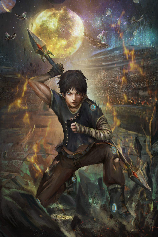 Sci Fi Book Cover Art : Fantasy archives artcorgi commission portraits pop