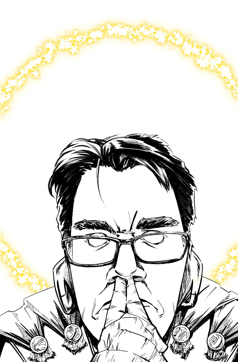 Martin WIP Author Portrait by Omniopticon