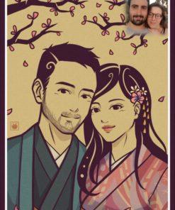 ArtCorgi - Classic Oriental Art Portraits by KucingKecil