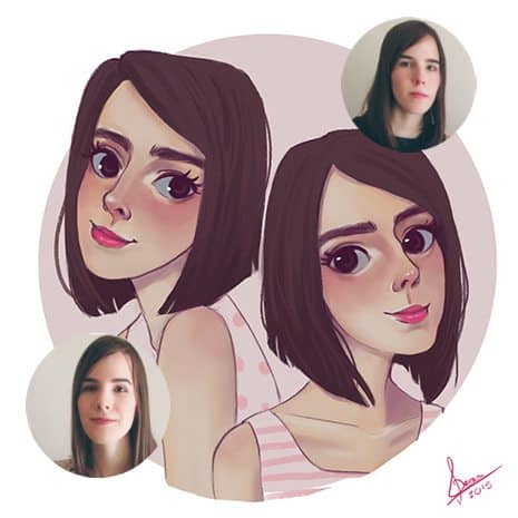 cartoon-portrait-by-amaya-quiroz-before-and-after
