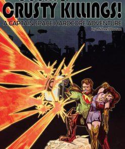 Sci-Fi Book Cover Art by Omniopticon via ArtCorgi