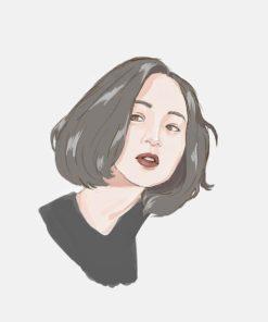 Artcorgi - Stylized illustrations by Karen Go